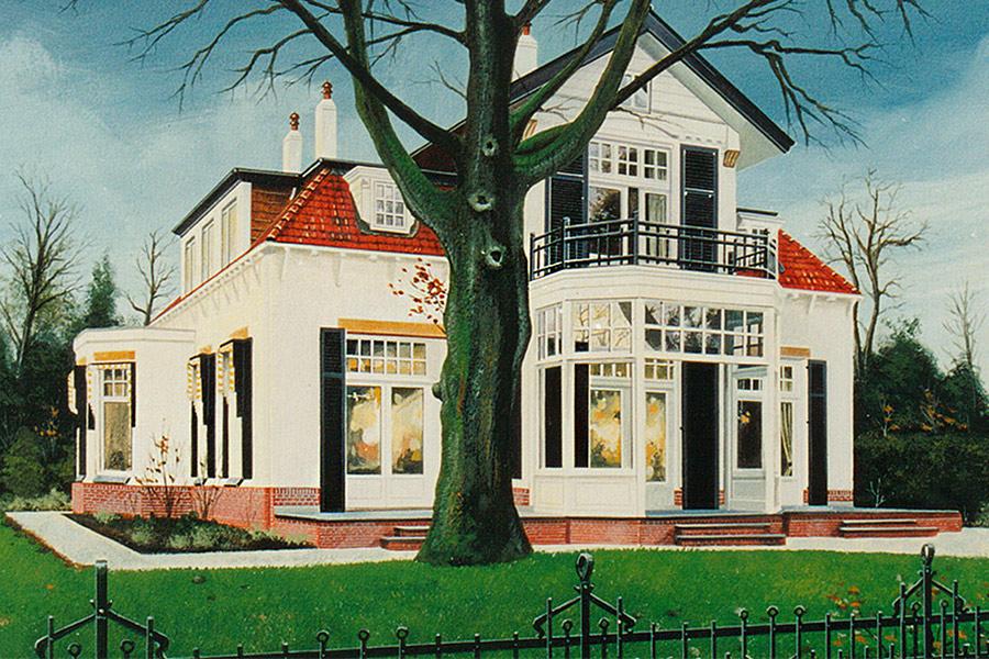 Villa acryl