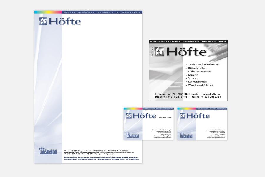 Hofte kantoorvakhandel/drukkerij Hengelo