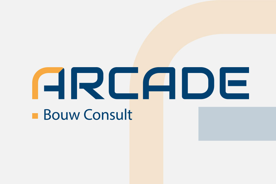 Logo ontwerp Arcade Bouwconsult